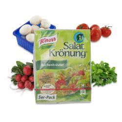 Set: Knorr Salat Kr�nung K�chenkr�uter  - 2145300002436