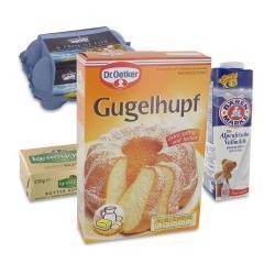 Set: Dr. Oetker Gugelhupf  - 2145300002452