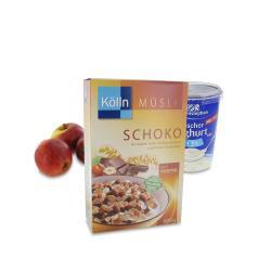 Set: K�lln Schoko M�sli  - 2145300002524
