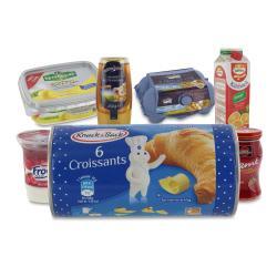 Set: Knack & Back 6 Croissants  - 2145300002579