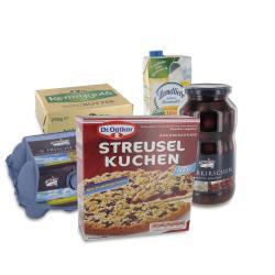 Set: Dr. Oetker Streusel Kuchen  - 2145300002830