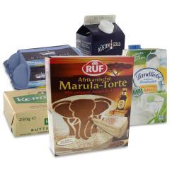 Set: Ruf Afrikanische Marula Torte  - 2145300002902