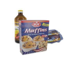 Set: Ruf Muffins mit Schokostücken  - 2145300002915