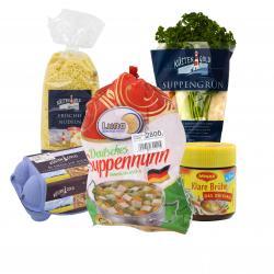Set: Hühnersuppe  - 2145300003312