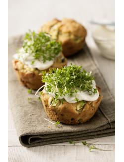 Set: Zucchini-Schafskäse-Muffins  - 2145300004184