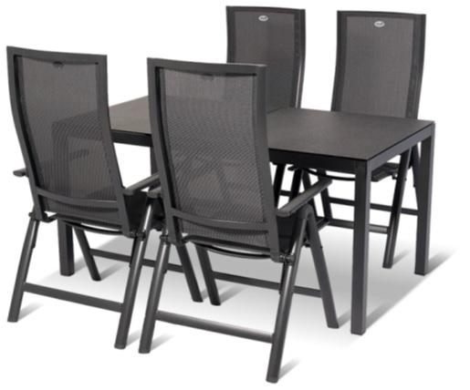 hartman adelaide gartenm bel set 5tlg ebay. Black Bedroom Furniture Sets. Home Design Ideas