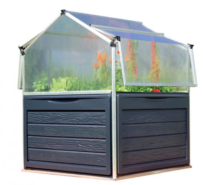 hochbeet fr hbeet gew chshaus in ebikon kaufen bei. Black Bedroom Furniture Sets. Home Design Ideas
