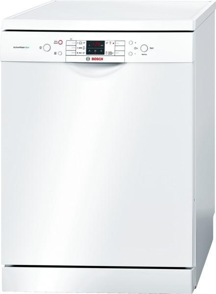Bosch SMS58N52EU Geschirrspüler Standgerät A++ 60cm ActiveWater Weiß 4242002713014