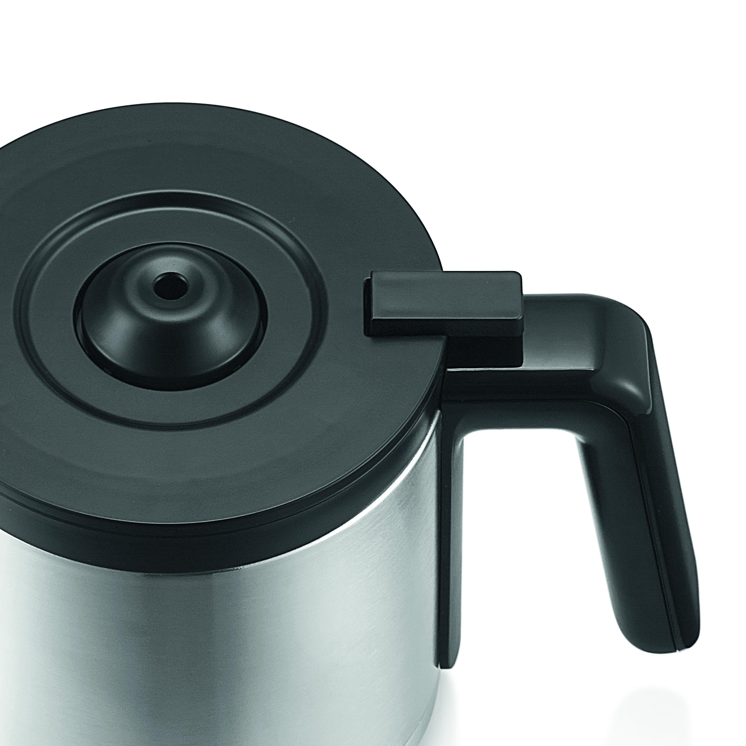 WMF Lono Kaffeemaschine Thermoskanne silber online  ~ Kaffeemaschine Thermoskanne