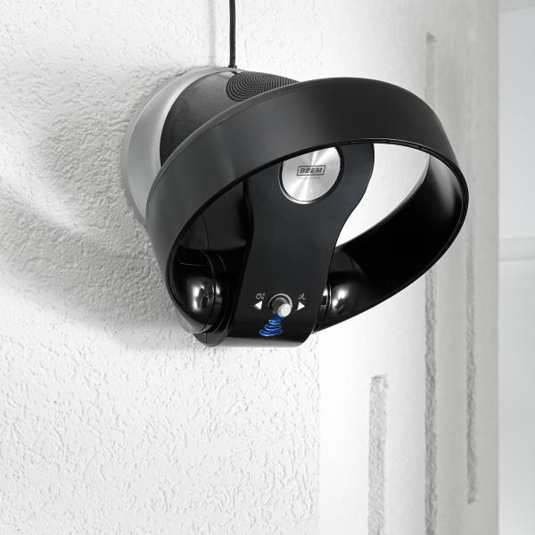 beem air joy hot cold designventilator rotorlos schwarz ventilator k hlung ebay. Black Bedroom Furniture Sets. Home Design Ideas
