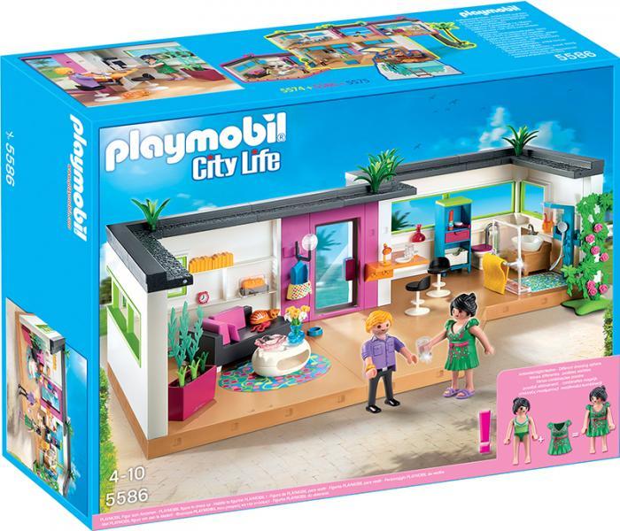 Playmobil city life gästebungalow 5586 online bestellen bei d
