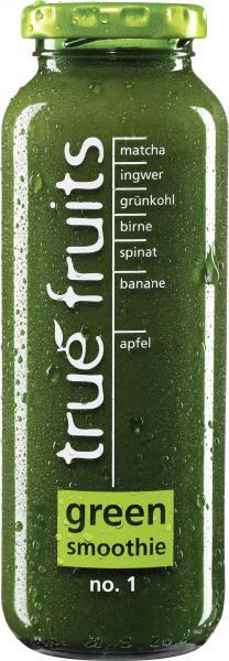 true fruits smoothie green 250 ml online bestellen bei. Black Bedroom Furniture Sets. Home Design Ideas