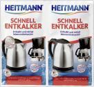 Heitmann Schnell Entkalker  <nobr>(2 x 15 g)</nobr> - 4052400033610