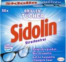 Sidolin Brillent�cher streifenfrei  <nobr>(50 St.)</nobr> - 4015000018753