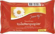 Jeden Tag Feuchtes Toilettenpapier Kamille  <nobr>(70 St.)</nobr> - 4306188280996