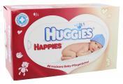 Huggies Happies Baby-Pflegetücher  <nobr>(80 St.)</nobr> - 5029053539621