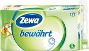 Zewa bewährt Toilettenpapier 3-lagig  <nobr>(8 x 150 St.)</nobr> - 7322540739565