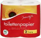 Jeden Tag Toilettenpapier 3-lagig  <nobr>(4 x 200 Blatt)</nobr> - 4306188345138