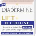 Diadermine Lift + Nutritive Regenerierende Anti Age Nachtcreme  <nobr>(50 ml)</nobr> - 4015001014174