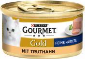 Gourmet Gold mit Truthahn  <nobr>(85 g)</nobr> - 40053974