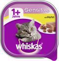 Whiskas 1+ Sensitive mit Huhn  <nobr>(100 g)</nobr> - 4008429049675