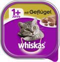 Whiskas 1+ mit Geflügel  <nobr>(100 g)</nobr> - 4008429049736