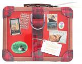 Walkers Suitcase Mini Shortbread Tin  <nobr>(250 g)</nobr> - 39047018266