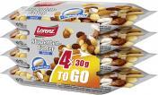 Lorenz Studentenfutter Spezial + Joghurt-Pops  <nobr>(4 x 30 g)</nobr> - 4018077794636