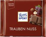 Ritter Sport Bunte Vielfalt Trauben Nuss  <nobr>(100 g)</nobr> - 4000417022004