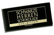 Sarotti Schwarze-Herren-Schokolade edelbitter 60%  <nobr>(100 g)</nobr> - 4