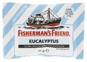 Fisherman&apos;s Friend Eukalyptus  <nobr>(25 g)</nobr> - 50357260