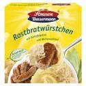 Sonnen Bassermann Meine Rostbratwürstchen mit Kartoffelpüree und Weinsauerkraut  <nobr>(460 g)</nobr> - 4