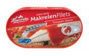 Hawesta Makrelenfilets in Tomaten-Sauce  <nobr>(200 g)</nobr> - 4