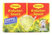 Maggi Delikatess Kr�uter-Sauce  <nobr>(2 x 0,25 l)</nobr> - 4005500318859