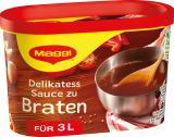 Maggi Delikatess Sauce zu Braten  <nobr>(3 l)</nobr> - 4005500037651