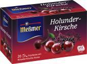Meßmer Holunder-Kirsche  <nobr>(20 x 2,50 g)</nobr> - 4002221015104