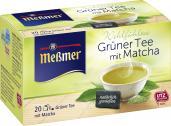 Meßmer Grüner Tee-Matcha  <nobr>(20 x 1,50 g)</nobr> - 4002221027145