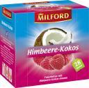 Milford Mitmach-Tee Himbeere-Kokos  <nobr>(28 x 2,25 g)</nobr> - 4002221026940