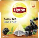 Lipton Black Tea Blue Fruit Pyramidenbeutel  <nobr>(36 g)</nobr> - 8712100768880