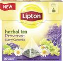 Lipton Herbal Tea Provence Sunny Camomile Pyramidenbeutel  <nobr>(30 g)</nobr> - 8712100778575