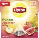 Lipton Fruit Tea Apple Pear & Fig Pyramidenbeutel  <nobr>(38 g)</nobr> - 8712100775383