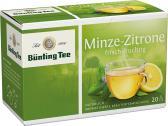 B�nting Minze-Zitrone  <nobr>(20 x 2 g)</nobr> - 4008837218298
