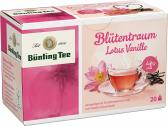 Bünting Lotus Vanille Tee  <nobr>(20 x 2 g)</nobr> - 4008837220550