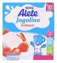 Alete Jogolino Erdbeere  <nobr>(4 x 100 g)</nobr> - 4005500071648
