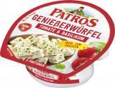 Patros Genießerwürfel Tomate & Basilikum  <nobr>(135 g)</nobr> - 4002671145246