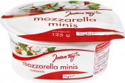 Jeden Tag Mozzarella Mini Light  <nobr>(125 g)</nobr> - 4306188345022