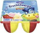 Danone Fruchtzwerge Duo Erdbeere-Banane  <nobr>(4 x 95 g)</nobr> - 4009700018731