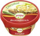 Popp Brotaufstrich Eiersalat  <nobr>(150 g)</nobr> - 4045800402261
