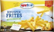 Agrarfrost Knusper Frites Wellenschnitt  <nobr>(1,50 kg)</nobr> - 4003880005451