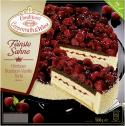 Coppenrath & Wiese Feinste Sahne Himbeer-Bourbon-Vanille-Torte  <nobr>(1,80 kg)</nobr> - 4008577000436